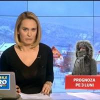 Prognoza meteo pe urmatoarele trei luni. Cand va cadea prima ninsoare puternica in Romania