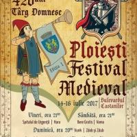 Programul concertelor de la Festivalul Medieval din Ploiești